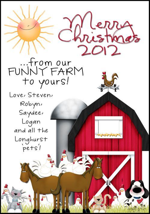 Funny Farm Tag 2012